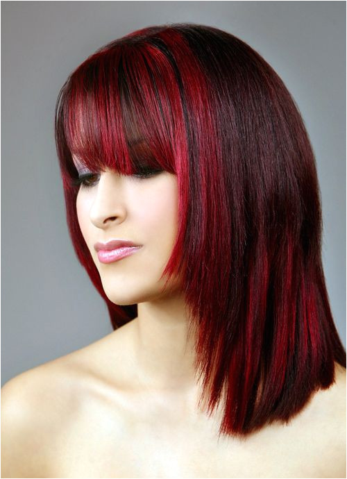 Love the cut & the color red hair ideas