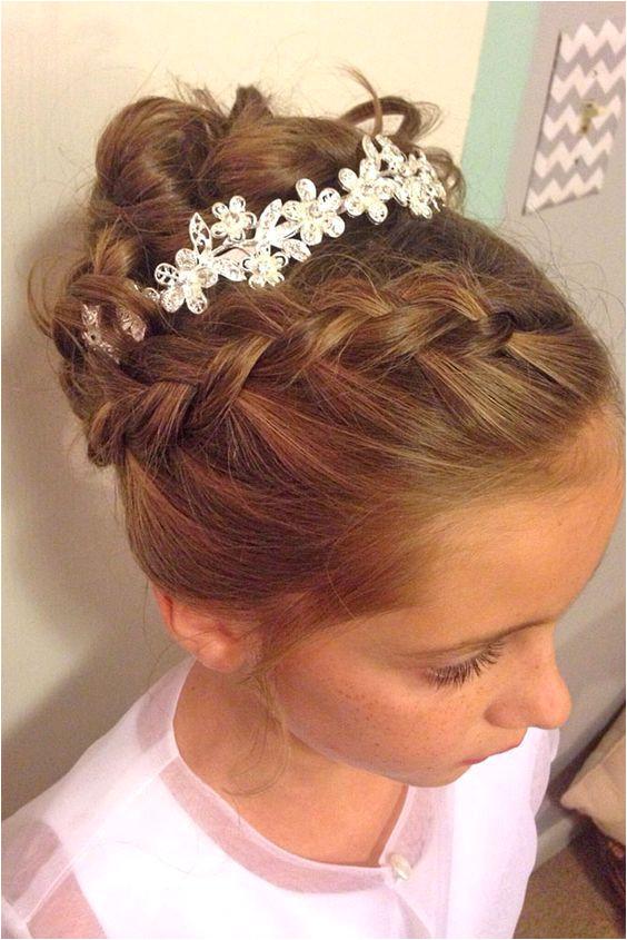 33 Cute Flower Girl Hairstyles 2017 Update Haircuts Hairstyles Men s Hairstyles Nails Makeup & Wedding Updos Wedding Hairstyles