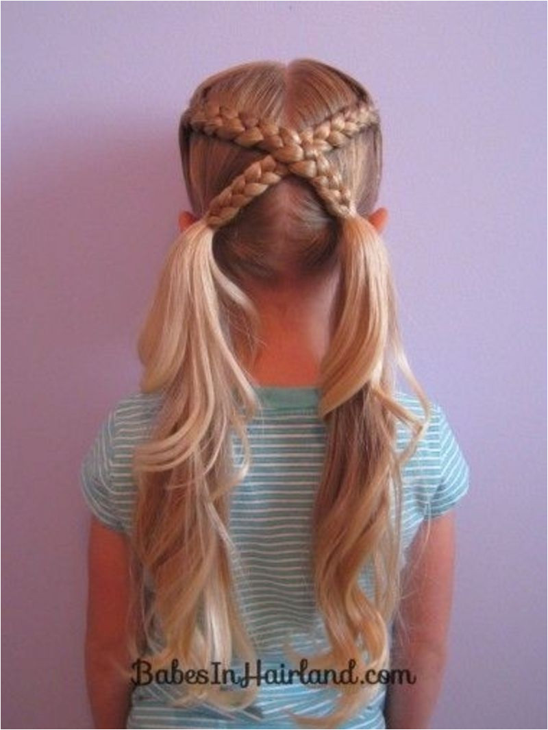 27 Adorable Little Girl Hairstyles Your Daughter Will Love
