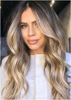 51 Latest Blonde Balayage Hair Colors for Long Hair in 2019