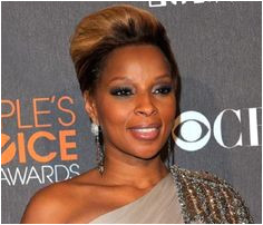 Mary J Blige she is known as Queen of R & B she