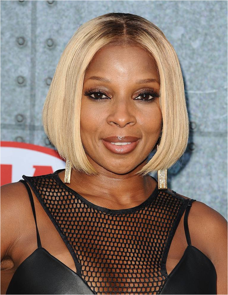 Actress Mary J Blige