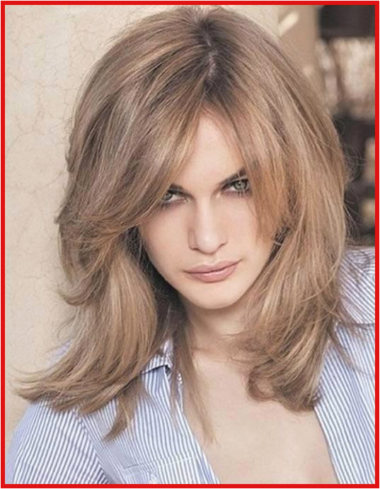 Women Medium Length Haircuts with Shoulder Haircuts for Women Shoulder Length Hairstyles with Bangs 0d