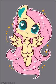 Fluttershy Pony DrawingMy Little Pony