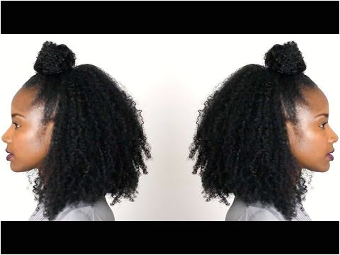 5 Versatile Ways to Style a Top Knot on Natural Hair