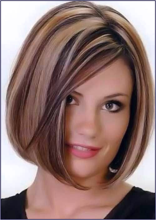 Short Hairstyles with Highlights and Lowlights Beautiful Cut and Color Haircuts Highlights Lowlights Pinterest