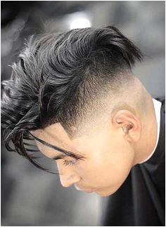 Mens Undercut Hairstyles for Long Hair 2019