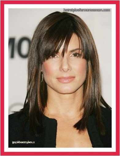 Medium Length Hairstyles with Bangs for Fine Hair Fresh Good Looking Shoulder Length Hairstyles with Bangs