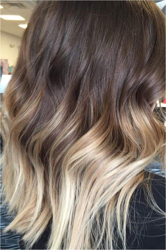 Ombre Hairstyles Blonde to Brown 60 Most Popular Ideas for Blonde Ombre Hair Color Hair