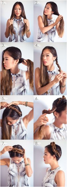 31 No Heat Hairstyles To Get You Through A Hot AF Summer