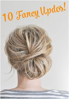 From Top Knots to Sock Buns Bun Hairstyles For Any Occasion