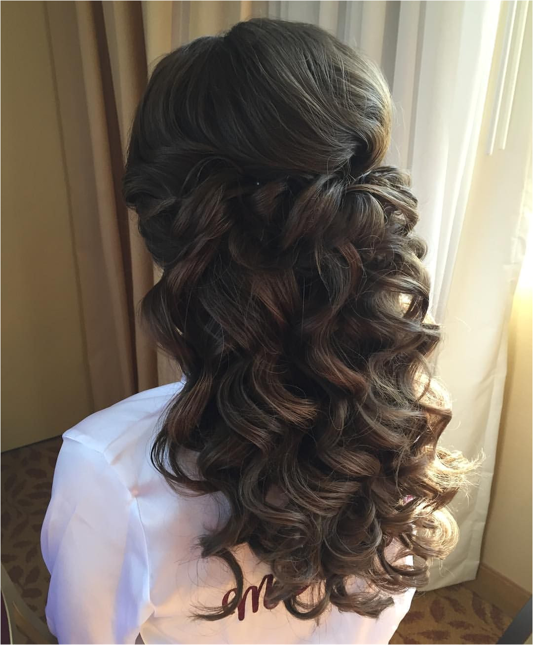 128 Likes 1 ments Bridal Hair Specialist tiffanyjoydesigns on Instagram