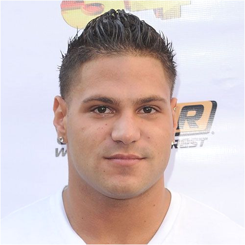 Ronnie Ortiz Magro s Jersey Shore Haircut