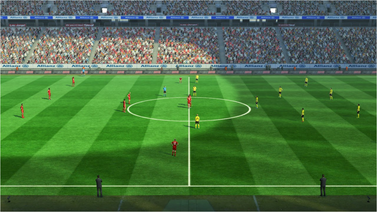 Pes 2013 HD Turf For All Stadiums By Forzamilan Uploaded by encepsuryana