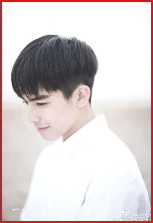 Boys Haircut Styles with Ely Grey Hair Cutting In Respect Boys Korean Haircut Style 0d