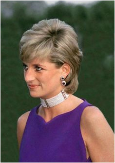 June 5 1996 Princess Diana during a visit to Chicago Gala Dinner At