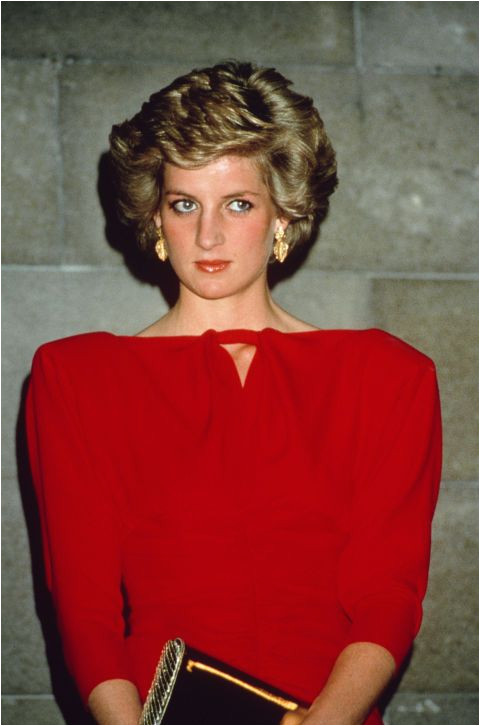 Worn by some of the biggest names of the decade including Princess Diana shoulder pads have practically be e synonymous with the 80s