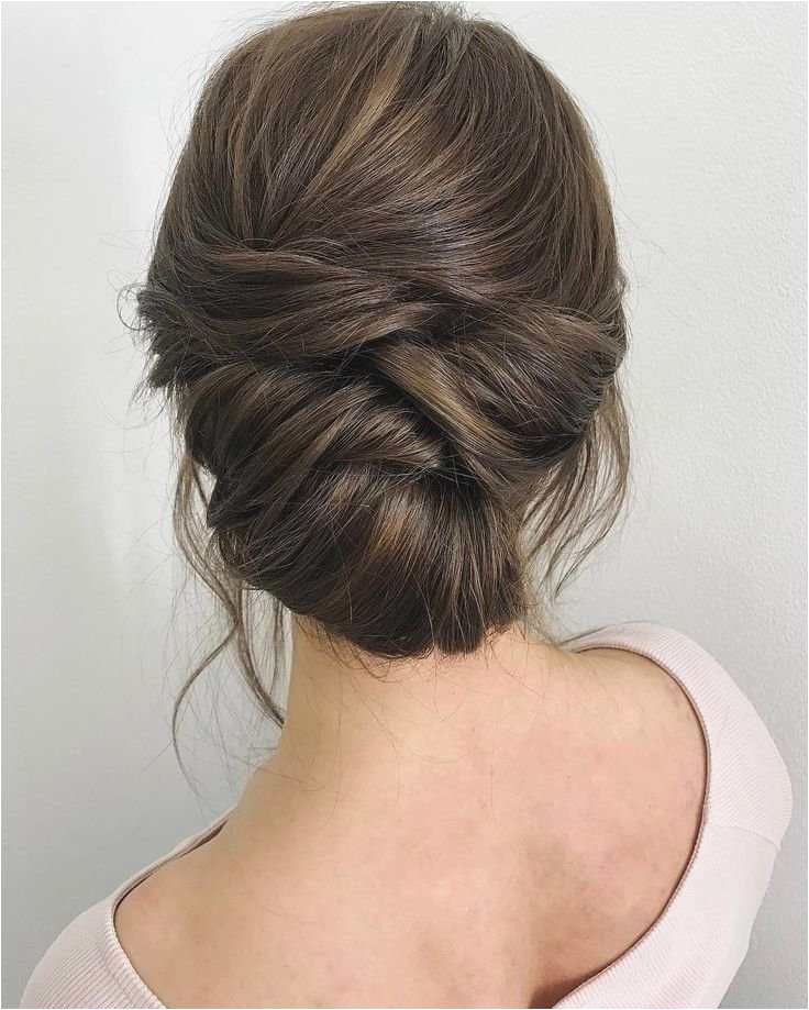 Amazing How to Make Donut Bun Hairstyle Beautiful Bridal Hairstyle 0d Wedding Hair Luna Bella Wedding