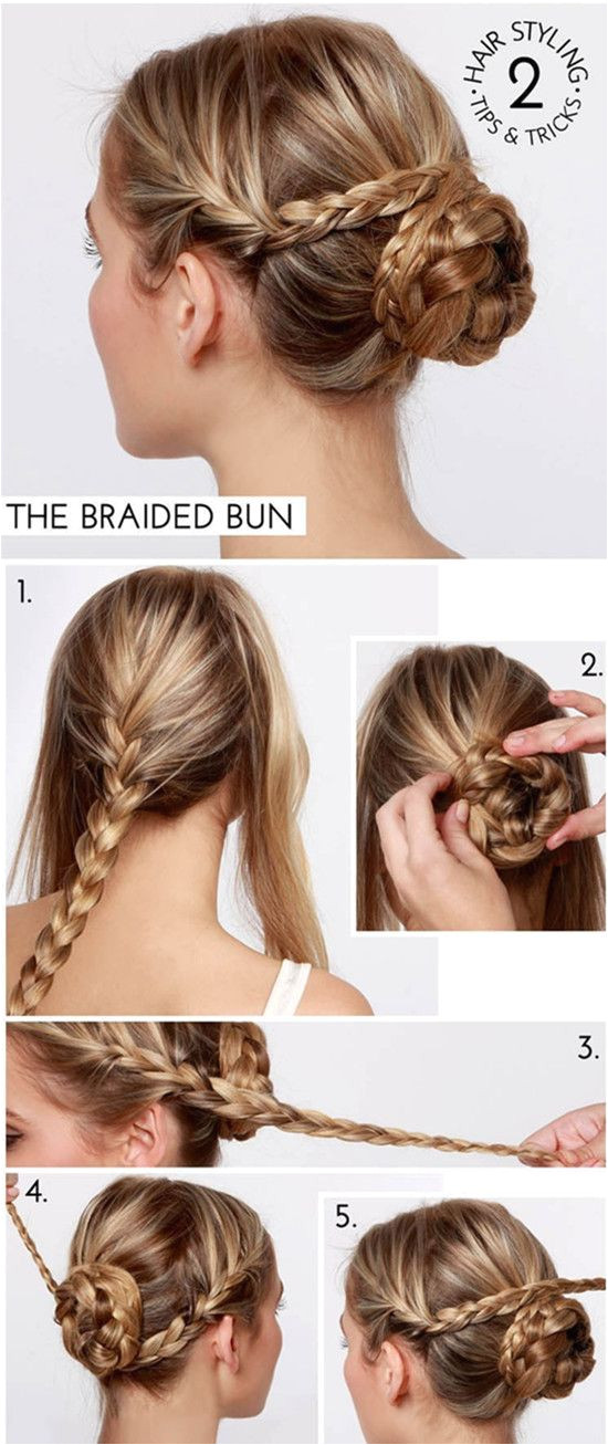 Hairstyle Bun Nurses
