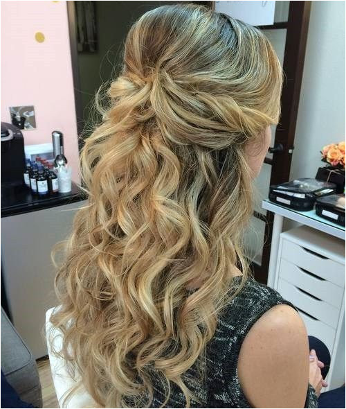 Half up Half down Home ing Hairstyles