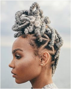 Faux locs Winter Natural Protective Styles for Black