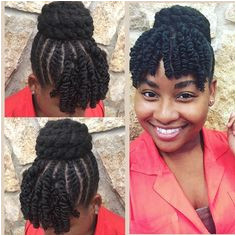 15 Gorgeous Protective Hairstyles Featuring Coily Hair Textures