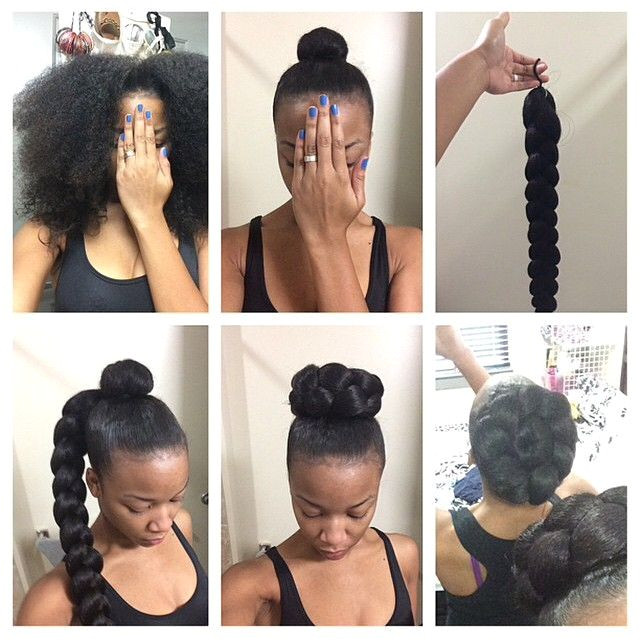 This is one up do that will never go out of style for any occasion Women of color quickie for years and before there was weave we used hair pieces FACT