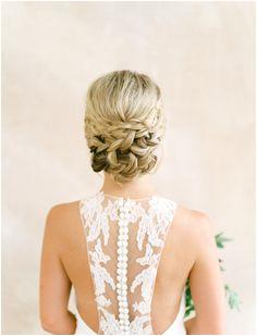 Braided bridal hairstyle graphy Ben Q Bridal Hairstyles With Braids Braided Hairstyles