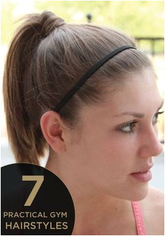 13 Pretty And Practical Gym Hairstyles