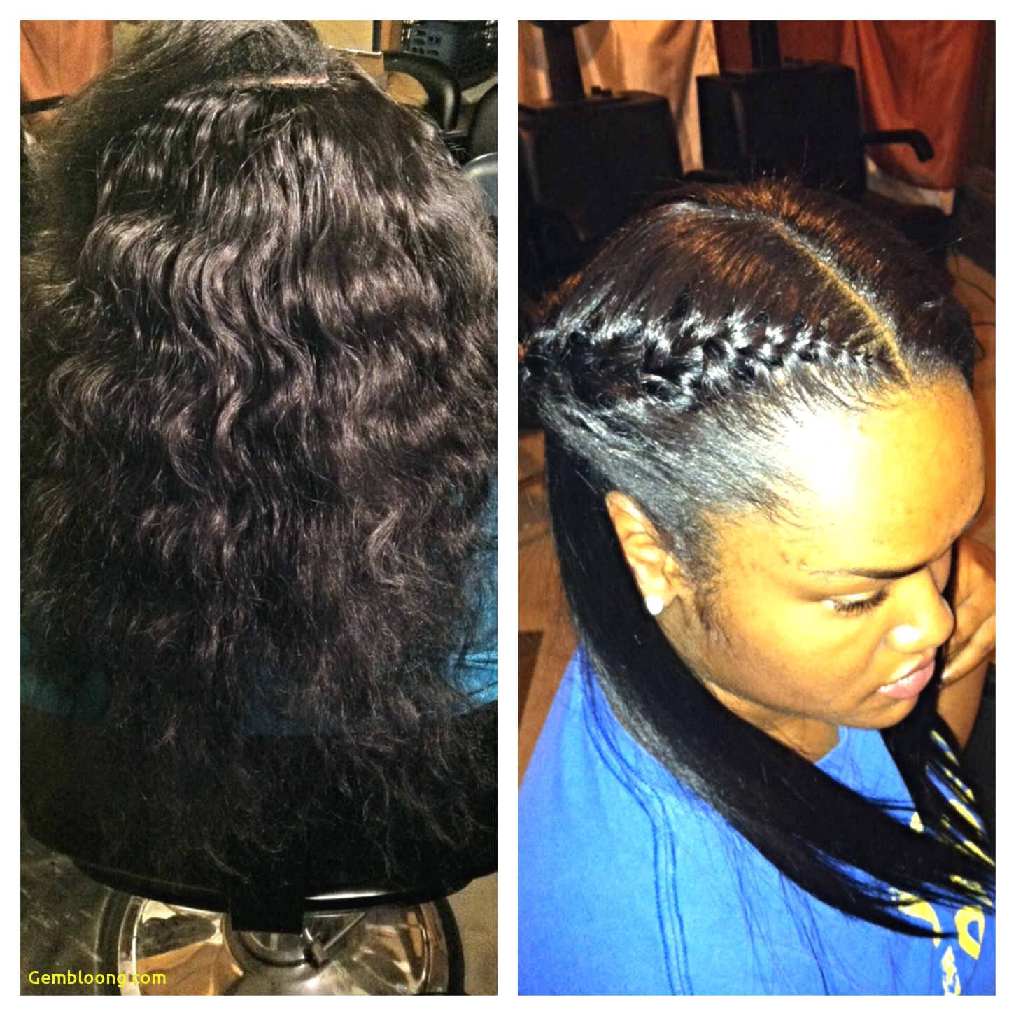 Sew In Weave Natural Hairstyles ■17 Surprising Natural Sew In Weave Hairstyles ❗