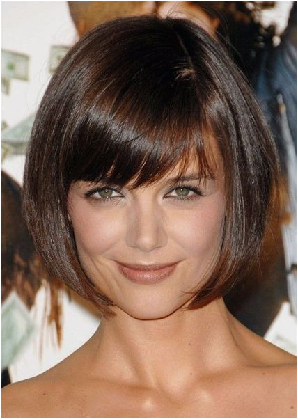 Short Bob Hairstyles Katie Holmes Hairstyles for Women Over 50 Short Bob