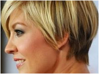 Back View Short Hairstyles for Thin Hair Beautiful Image for Short Hairstyles for Women with