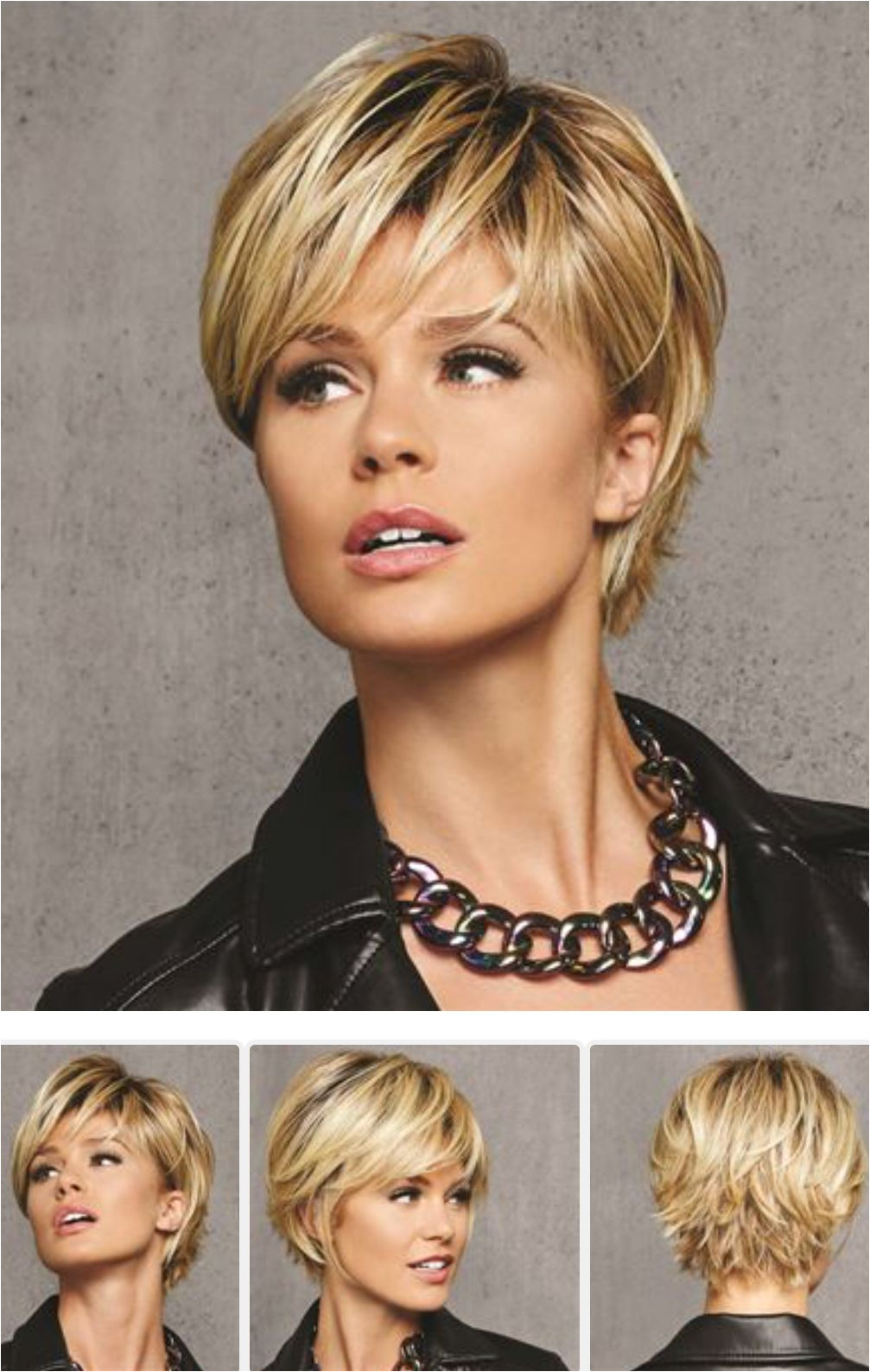For when I start growing out my pixie Hair Dos New Hair Short