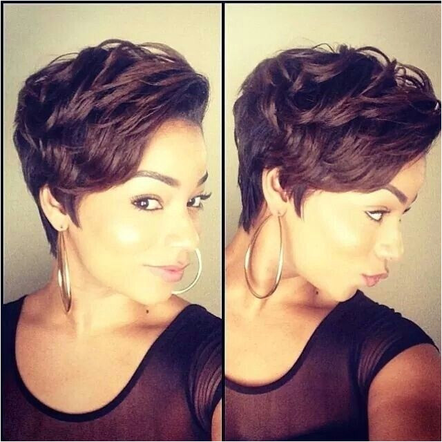 28 Pretty Hairstyles for Black Women 2019 African American Hair Ideas All about awesome hair Pinterest