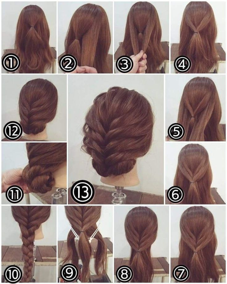 Simple Hairstyles Done at Home Simple Hairstyle Step by Step at Home Cluster Dutt Fast