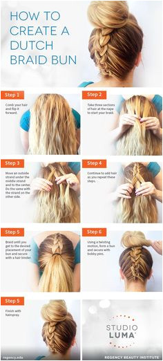 11 Easy Hairstyle Ideas for Every day How To Braid Dutch Dutch French Braid