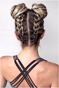 GIRL SHOPPING GUIDE howtochic ootd outfit Braid Hairstyles 2 Buns Hairstyle