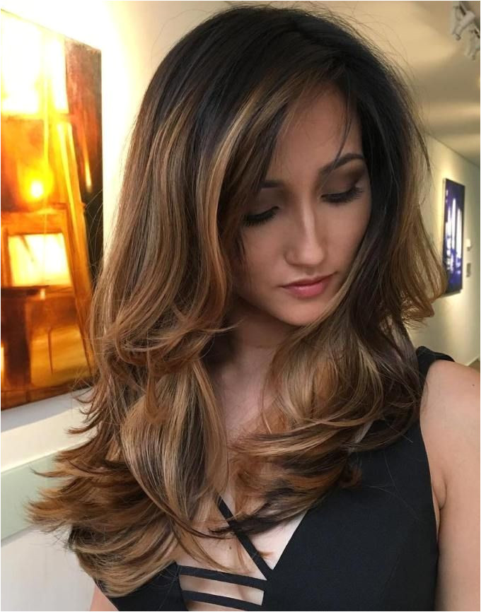 Long Layered Hairstyles for Thick Straight Hair
