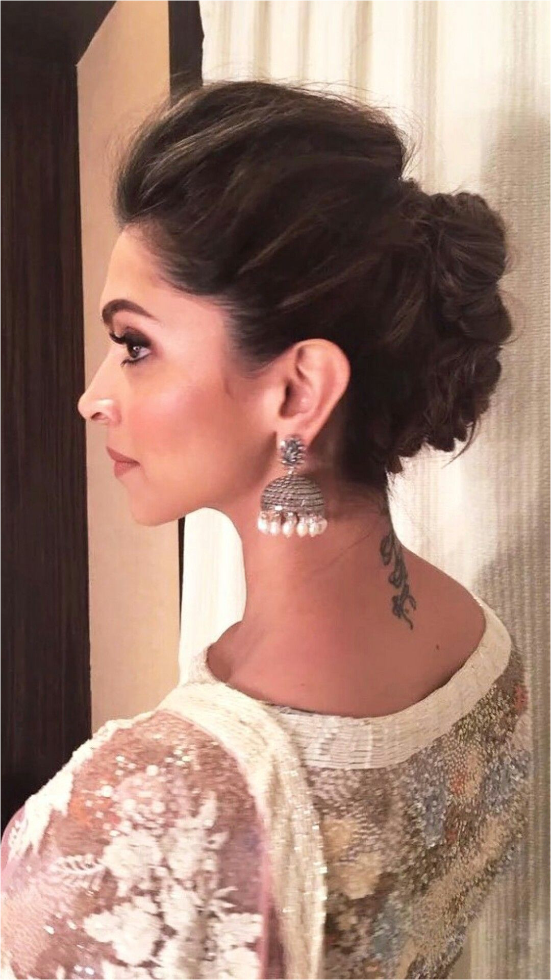 Deepika Hairstyles Indian Hairstyles Bride Hairstyles Hairstyle Ideas Easy Hairstyles Hair