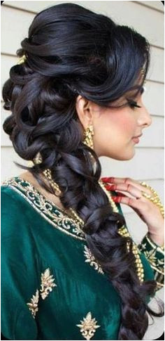 15 Indian Wedding Hairstyles For A Traditional Look Braided Hairstyles For Wedding Hairstyle For Indian