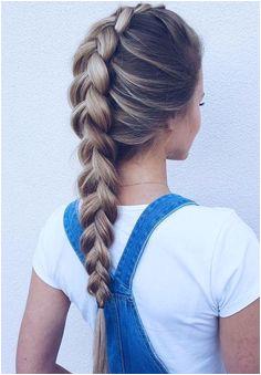 Perfect Dutch Braid Hair Day Easy School Hairstyles Holiday Hairstyles Cute Simple Hairstyles