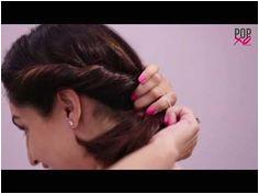 3 Pretty Bun Hairstyles For Short Hair POPxo