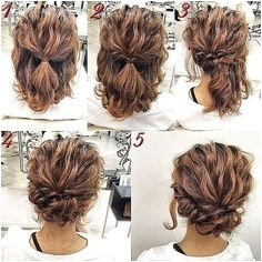 Messy hair updos is trending pretty hard right now which is great news for all of us la s with less than perfect hairstyling skills