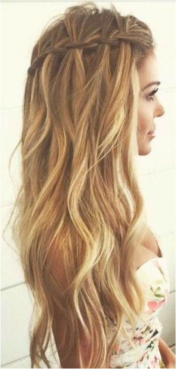 54 Five Minute Gorgeous And Easy Hairstyle Simple Hairstyles For Long Hair Long Blonde Hairstyles