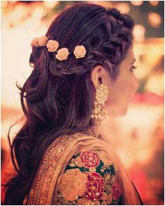 Lehenga Hairstyles Indian Wedding Hairstyles Indian Hairstyles For Saree Bridal Party Hairstyles
