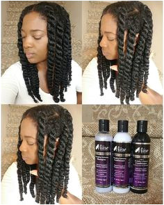 simple twists natural kinky protective hairstyle Twist Hairstyles Summer Hairstyles Cute Hairstyles Natural