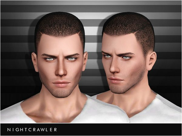 Short hair 05 for males by Nightcrawler Sims 3 Downloads CC Caboodle