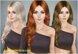 Sims 3 University Hairstyles Download Cazy S Lisa Hairstyle B Sims 3