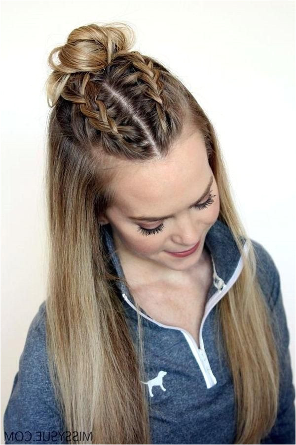 Stylish N Easy Hairstyles 16 Quick and Easy School Hairstyle Ideas Secrets Of Stylish Women