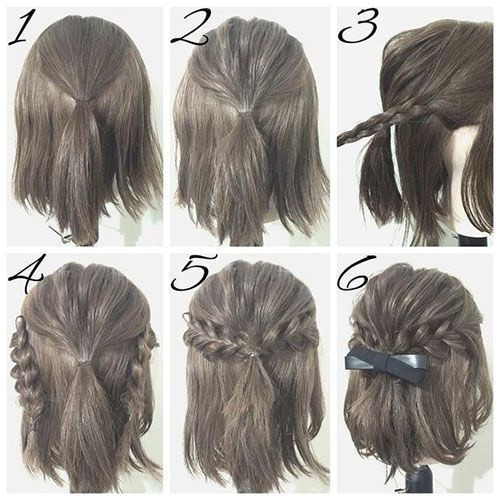Hairstyle for Girls for School Luxury Stylish Cute and Easy Hairstyles for School for Short Hair